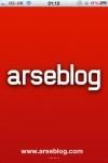 Arseblog screenshot 1/1