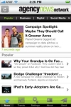 AgencyNews screenshot 1/1