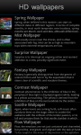 Waterfall HD wallpapers screenshot 2/5
