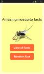 Amazing Mosquito Facts screenshot 1/4