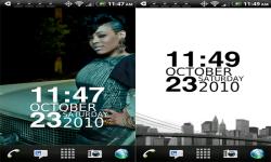 Clock Widget Launcher Tool screenshot 1/3
