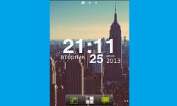 Clock Widget Launcher Tool screenshot 2/3
