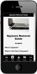 Spyware Virus Removal screenshot 4/4