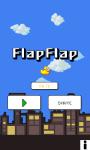 Flappy duck - FlapFlap screenshot 1/4
