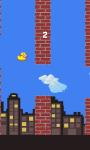 Flappy duck - FlapFlap screenshot 4/4