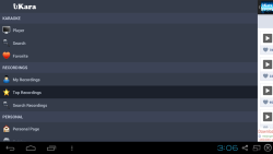 uKara-Sing Karaoke screenshot 3/4