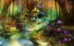 Beautiful Forest Wallpapers screenshot 1/5