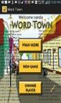Word Town screenshot 1/5