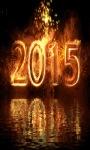 New Year2015 Live Wallpaper screenshot 1/3