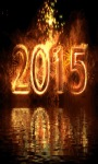 New Year2015 Live Wallpaper screenshot 2/3