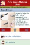 New Years Makeup Ideas screenshot 5/5
