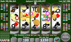 Texas Poker Slots screenshot 2/6
