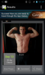 P90X actual screenshot 4/6