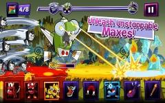 Mixels Rush secure screenshot 5/6