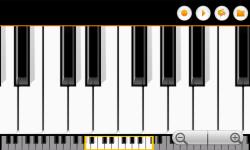 MiniPianoLite screenshot 1/6