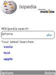 IxiPedia screenshot 1/1
