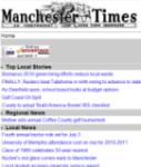 Manchester Times screenshot 1/1