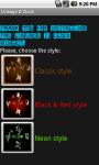 Lineage 2 Clock Widget screenshot 5/5