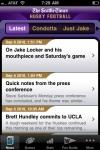 Husky Football 2010 screenshot 1/1