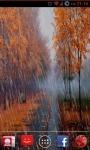 Autumn Rain  Live Wallpaper screenshot 3/3