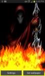 Demon in Hell Fire Flames screenshot 2/3
