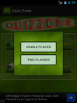 quizs zone screenshot 1/3