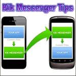 Kik Messenger Tips screenshot 1/3