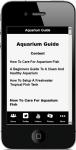 Aquarium Guide 2 screenshot 4/4