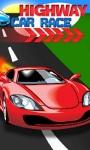 Highway Speed Car Racing  screenshot 1/1
