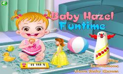 Baby Hazel Fun Time screenshot 1/6