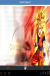 Dragonball Goku wallpaper HD screenshot 2/3