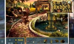 The Hidden Area 1 screenshot 1/5