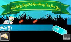 Baby Rush - Crawling kid collects rewards for Tet screenshot 3/6