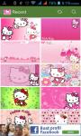 Hello Kitty Wallpaper HQ screenshot 1/3