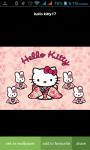 Hello Kitty Wallpaper HQ screenshot 2/3