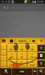 Old Emoji Keyboard screenshot 5/6