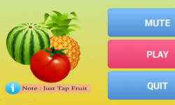 Fruit Select screenshot 1/3