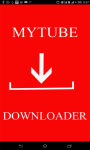 MyTube Downloader screenshot 1/5