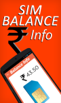 SIM BALANCE Info screenshot 1/1