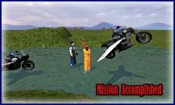 Flying Police Bike Simulator screenshot 3/3