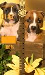 Puppy Zipper Lock Screen Free screenshot 4/6