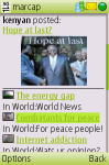 Vipera Mobile Social Network screenshot 1/1