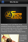 Frontrunnerz screenshot 2/3