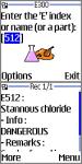 E300 - Food Advisor screenshot 1/1