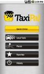 TaxiPal screenshot 1/1