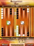 The Backgammon screenshot 2/3