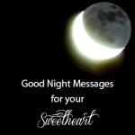 Good Night Messages S40 screenshot 1/1