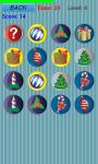 Christmas game memory kids screenshot 1/5