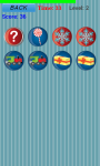 Christmas game memory kids screenshot 4/5