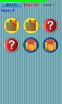 Christmas game memory kids screenshot 5/5